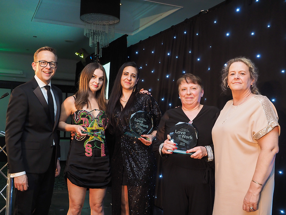 Hazeldene care awards